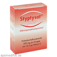 Styptysat plus, 60 ST, Johannes Bürger Ysatfabrik GmbH