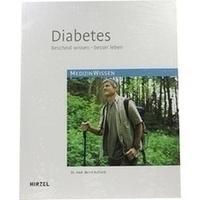 Diabetes Bescheid wissen-Besser Leben 15.Auflage, 1 ST, Deutscher Apotheker Verlag Dav