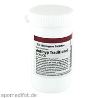 ANTIHYP Traditionell Schuck überzogene Tab., 200 ST, SCHUCK GmbH Arzneimittelfabrik