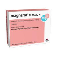 magnerot CLASSIC N, 100 ST, Wörwag Pharma GmbH & Co. KG