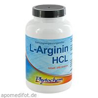 Arginin HCL Pulver, 250 G, Phytochem Nutrition Ug (Haftungsbeschränkt)
