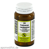 CALCAREA CA KOMPL NESTM 24, 120 ST, Nestmann Pharma GmbH
