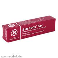 Siccapos Gel, 10 G, Ursapharm Arzneimittel GmbH