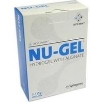 NU-Gel Hydrogel MNG 415, 3X15 G, Kci Medizinprodukte GmbH