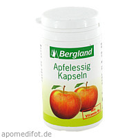 Apfelessig Kapseln, 60 ST, Bergland-Pharma GmbH & Co. KG