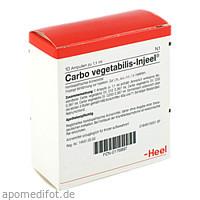 CARBO VEG INJ, 10 ST, Biologische Heilmittel Heel GmbH