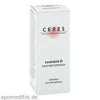 CERES Lavandula Urt., 20 ML, Ceres Heilmittel GmbH