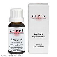 CERES Lupulus Urt., 20 ML, Ceres Heilmittel GmbH