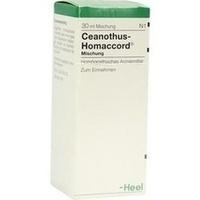 CEANOTHUS HOMACCORD, 30 ML, Biologische Heilmittel Heel GmbH
