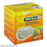 OKKLUPETZ maxi natur, 50 ST, Berenbrinker Service GmbH