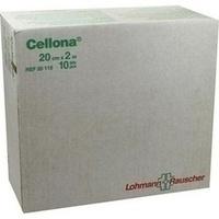 CELLONA GIPSBIN 2mX20CM, 10 ST, Lohmann & Rauscher GmbH & Co. KG
