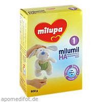 MILUPA MILUMIL HA 1, 600 G, MILUPA Nutricia GmbH