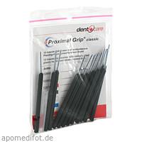 Proximal-Grip XX-fein schwarz Interdentalbürste, 12 ST, Dent-O-Care Dentalvertriebs GmbH