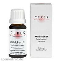 CERES Millefolium Urt., 20 ML, Ceres Heilmittel GmbH