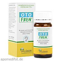 Otofren, 100 ST, Homöopathisches Laboratorium Alexander Pflüger GmbH & Co. KG