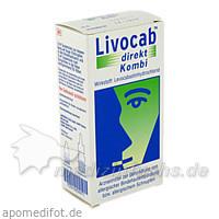 LIVOCAB direkt Kombi 3 ml Augentr.+5 ml Nasenspray, 1 P, Johnson & Johnson GmbH