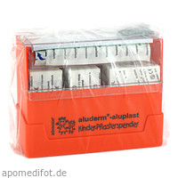 Aluderm Aluplast Pflasterspender Kinder, 1 ST, W.Söhngen GmbH