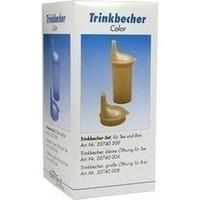 Trinkbecher Set Color Orange, 1 ST, Willy Behrend GmbH + Co. KG
