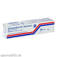 CHLORAETHYL HENNING HEBEL, 100 ML, Dr.Georg Friedr.Henning Ch.Fab. GmbH