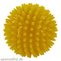 Igelball 8cm gelb, 1 ST, Rehaforum Medical GmbH