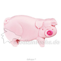 Wuzzi rosa Figurenseife 3-2187, 100 G, M. Kappus GmbH & Co. KG