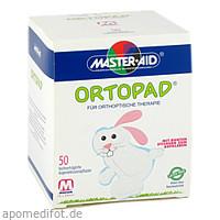 ORTOPAD Medium Augen Okklusionspflaster, 50 ST, Trusetal Verbandstoffwerk GmbH