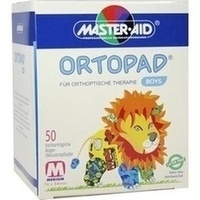 Ortopad for boys medium, 50 ST, Trusetal Verbandstoffwerk GmbH