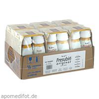 Fresubin original DRINK Schokolade Trinkflasche, 6X4X200 ML, Fresenius Kabi Deutschland GmbH