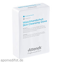 ATTENDS Professional Care Waschhandschuhe, 8X50 ST, Attends GmbH