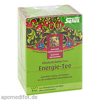 Energie-Tee Klosterkräuter-Tee bio Salus, 15 ST, Salus Pharma GmbH