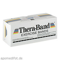 Thera-Band 5.5m super stark silber, 1 ST, Ludwig Bertram GmbH