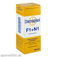 Dienaplex Kompositum F1 + N1, 100 ML, Beate Diener Naturheilmittel E.K.