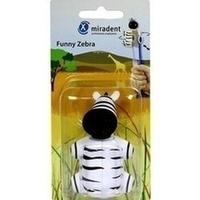 miradent Funny Snapper Zebra, 1 ST, Hager Pharma GmbH