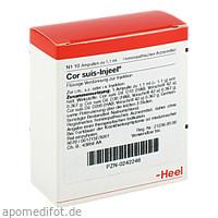 COR SUIS INJ ORG, 10 ST, Biologische Heilmittel Heel GmbH