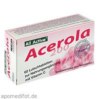 Acerola 200 (All Act), 60 ST, Rco Pharma GmbH