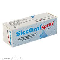 SiccOral Spray, 50 ML, Drossapharm GmbH