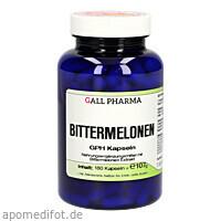 Bittermelonen GPH Kapseln, 180 ST, Hecht-Pharma GmbH