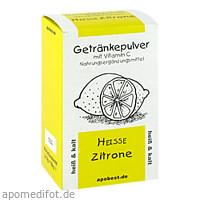 Heisse Zitrone Getränkepulver mit Vitamin C, 10X10 G, Abc Apotheken-Bedarfs-Contor GmbH