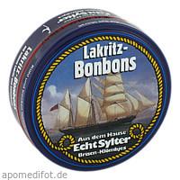 Echt Sylter Insel-Klömbjes Lakritz-Bonbons, 70 G, Sanotact GmbH