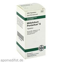 MILLEFOLIUM PENTARKAN S, 200 ST, Dhu-Arzneimittel GmbH & Co. KG