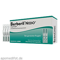 Berberil N EDO, 20X0.5 ML, Dr. Gerhard Mann