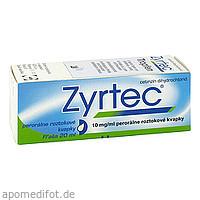 Zyrtec Tropfen, 20 ML, Emra-Med Arzneimittel GmbH