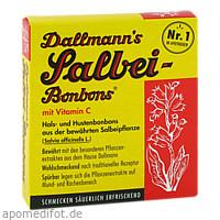 DALLMANNS SALBEIBONBONS, 20 ST, Dallmann's Pharma Candy GmbH