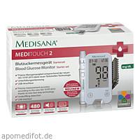 Medisana Meditouch 2mg/dl Starterset, 1 ST, Promed GmbH