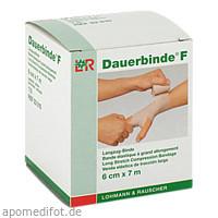 DAUERBINDE FEIN 7mX6CM, 1 ST, Lohmann & Rauscher GmbH & Co. KG
