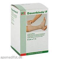 DAUERBINDE fein 8 cmx7 m, 1 ST, Lohmann & Rauscher GmbH & Co.KG