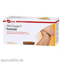 Zell Oxygen formula, 14X20 ML, Dr. Wolz Zell GmbH