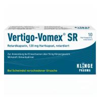 Vertigo-Vomex SR, 10 ST, Klinge Pharma GmbH