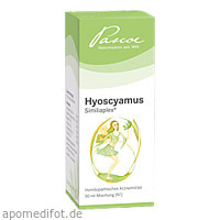 HYOSCYAMUS SIMILIAPLEX, 50 ML, Pascoe pharmazeutische Präparate GmbH