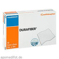 Durafiber 5x5cm, 10 ST, Smith & Nephew GmbH